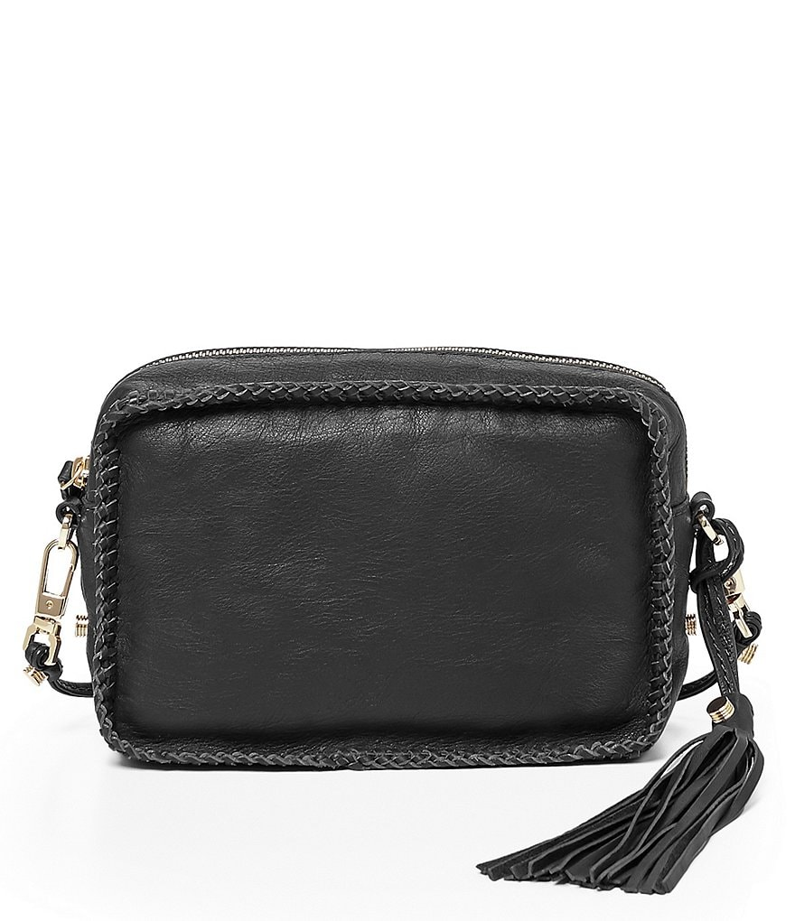 Botkier Quincy Tasseled Mini Cross-Body Bag