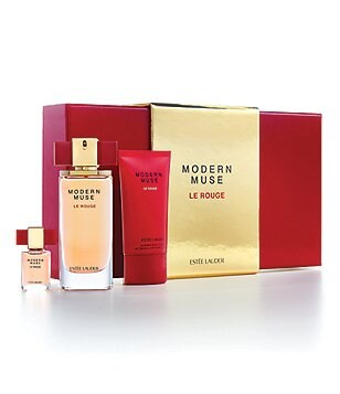 Estee Lauder Modern Muse Le Rouge To Go Set