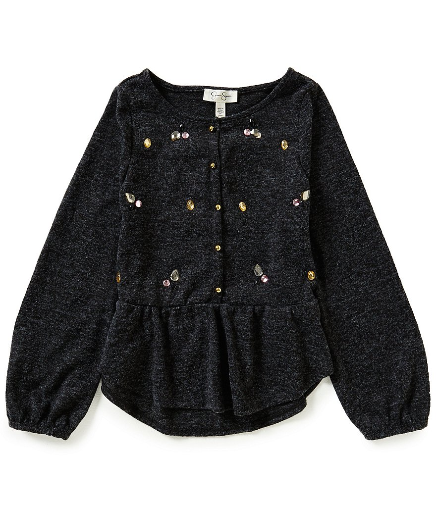 Jessica Simpson Big Girls 7-16 Pemberly Top