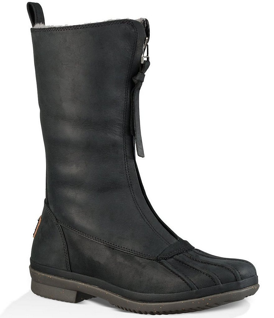 UGG® Arquette Cold-Weather Zip Boots