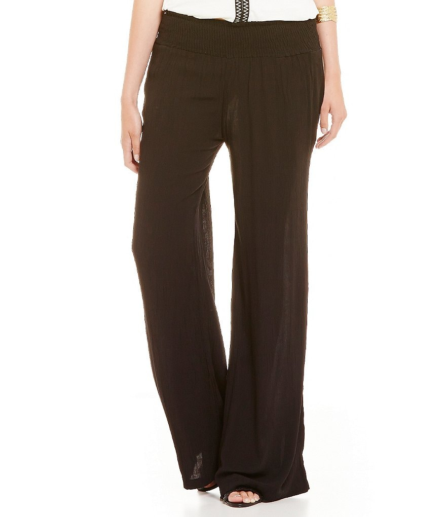RD Style High Waisted Palazzo Pant