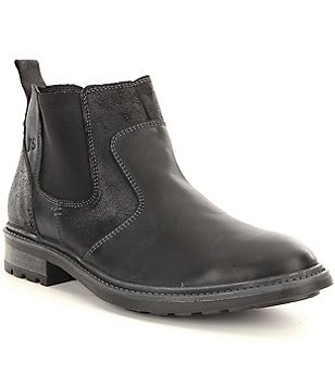 Josef Seibel Men´s Oscar 29 Leather Chelsea Boots