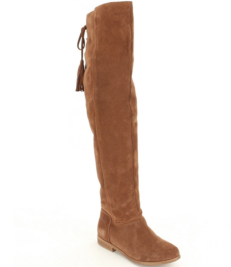 Coolway Bart Over The Knee Boots