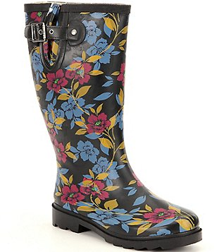 Chooka Bohemian Night Waterproof Rain Boots