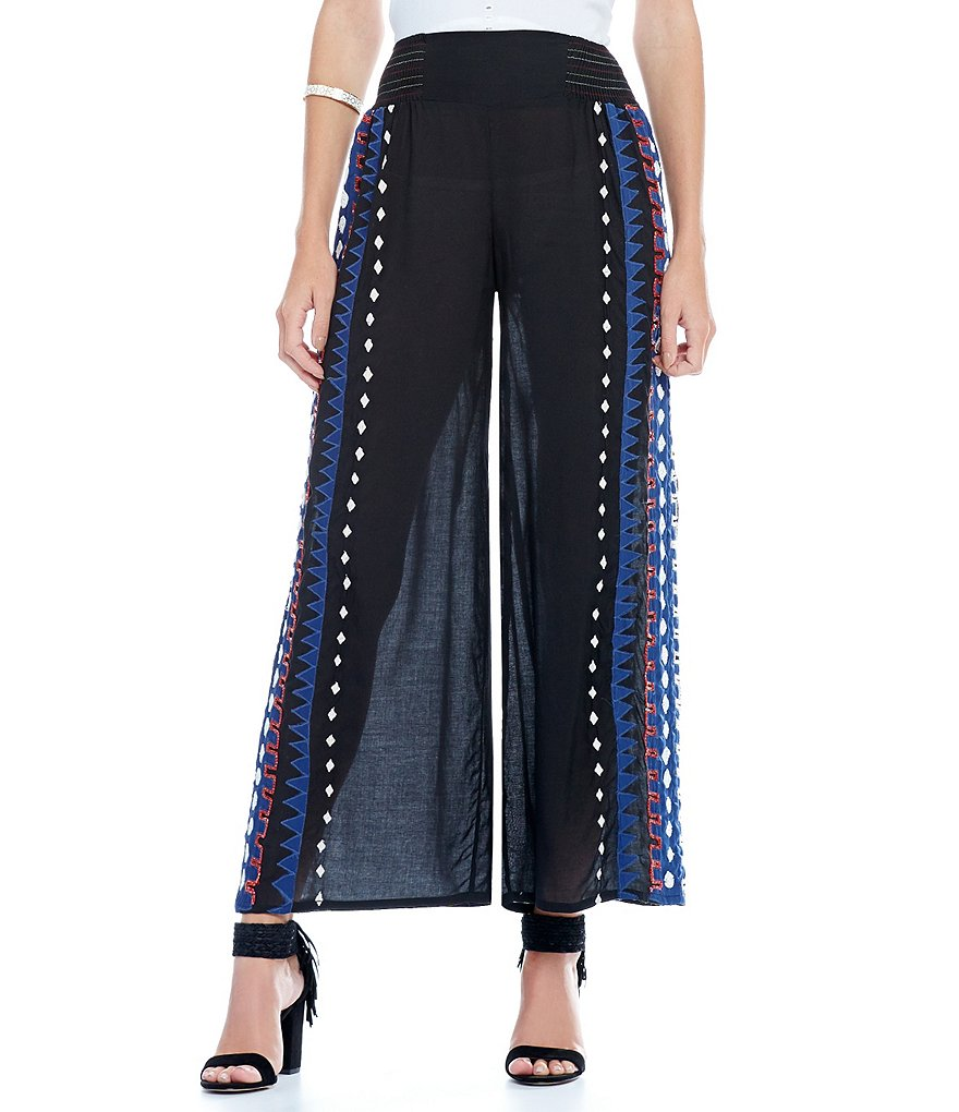 Chelsea & Violet Beaded & Sequin Pant