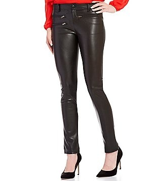 devlin Antionette Faux Leather Pants