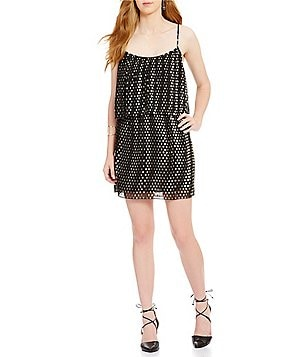 devlin Danielle Popover Sleeveless Dress