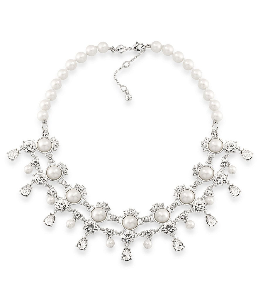 Carolee Waldorf Statement Necklace