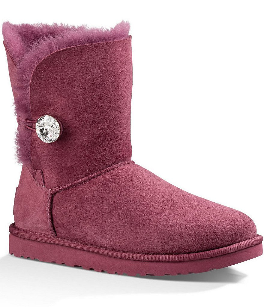 UGG® Bailey Button Bling Boots
