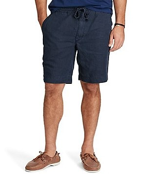 Polo Ralph Lauren Big & Tall Classic-Fit Linen Shorts