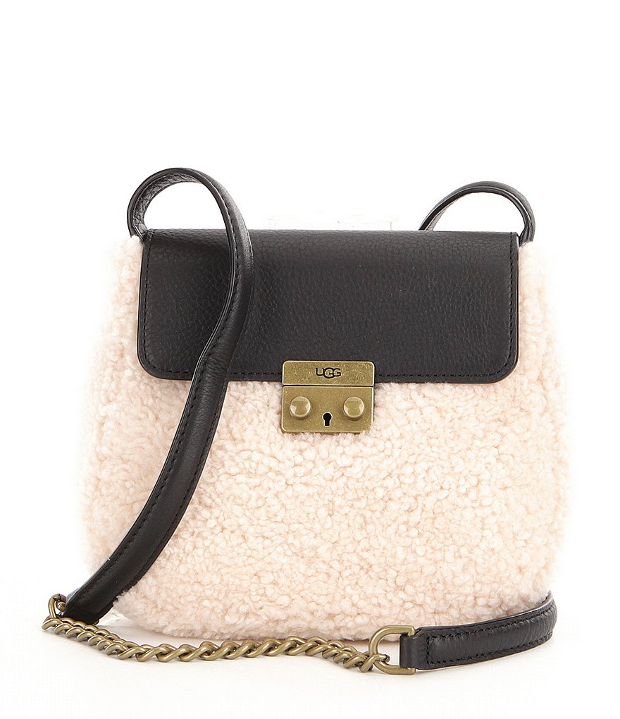 UGG® Vivienne Sheepskin Cross-Body Bag