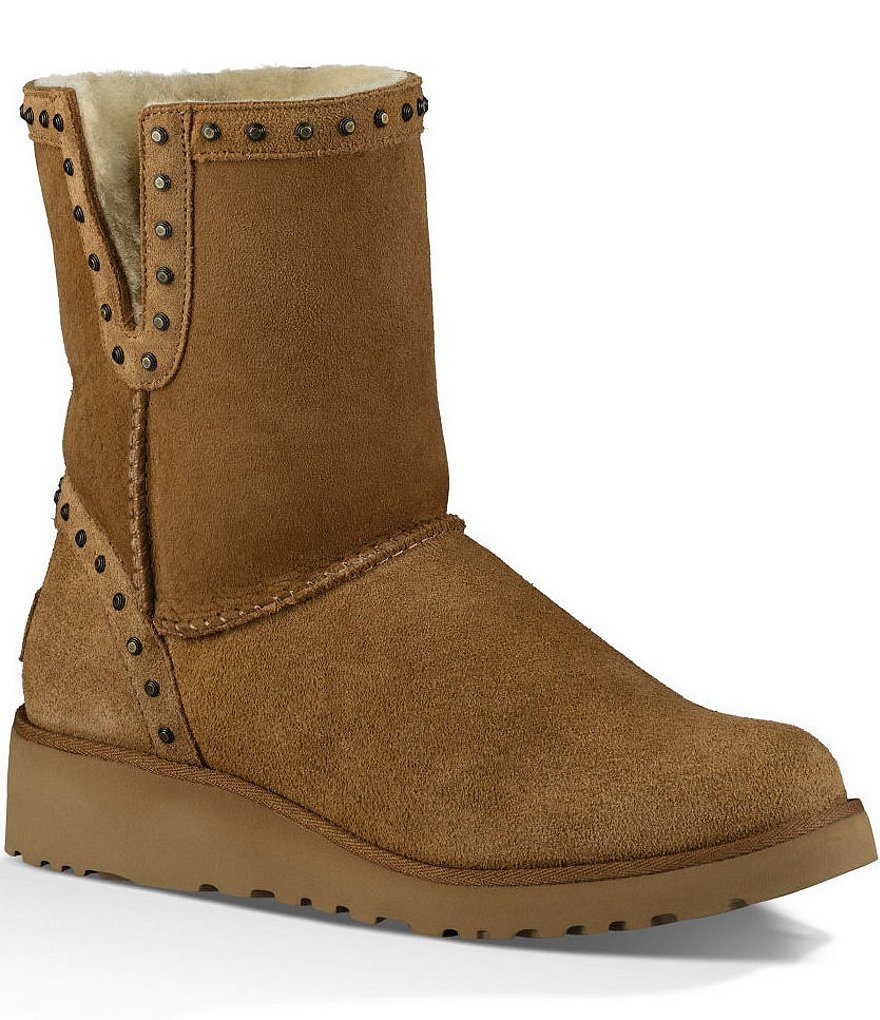 UGG® Cyd Wedge Booties