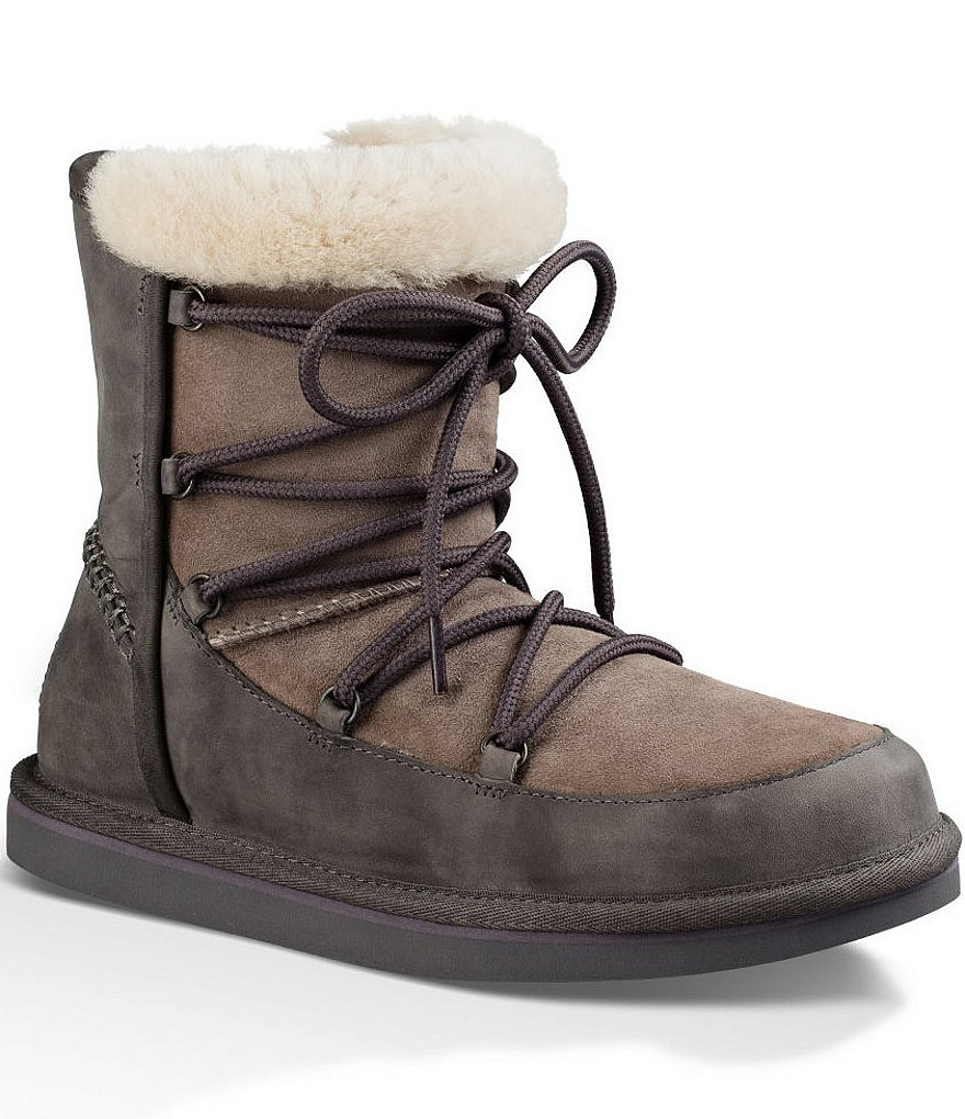 UGG® Lodge Cold-Weather Booties