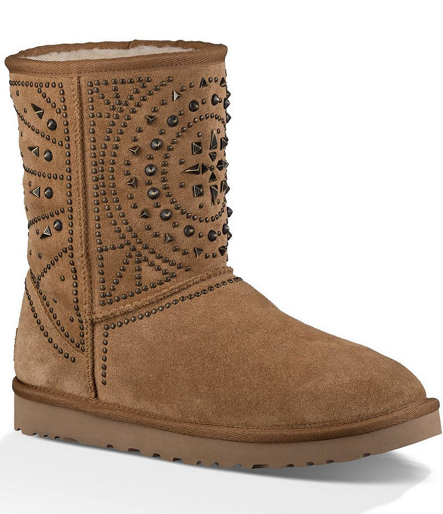 UGG® Fiore Deco Studs Boots
