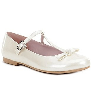 Nina Girls´ Jami Bow T-Strap Dress Shoes