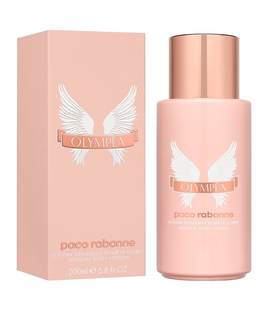 Paco Rabanne Olympéa Body Lotion