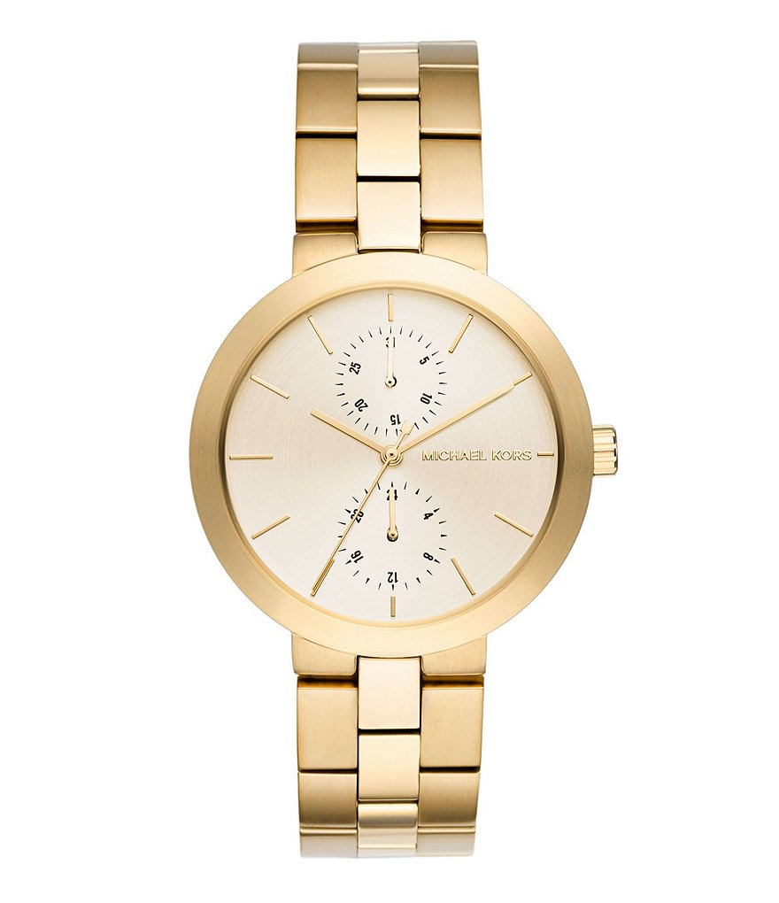 Michael Kors Garner Multifunction Bracelet Watch