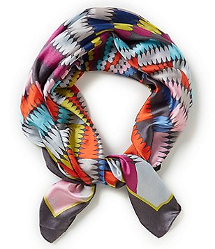 Echo Mod Oversized Square Scarf
