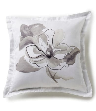 Barbara Barry Melody Floral Square Throw Pillow Dillards