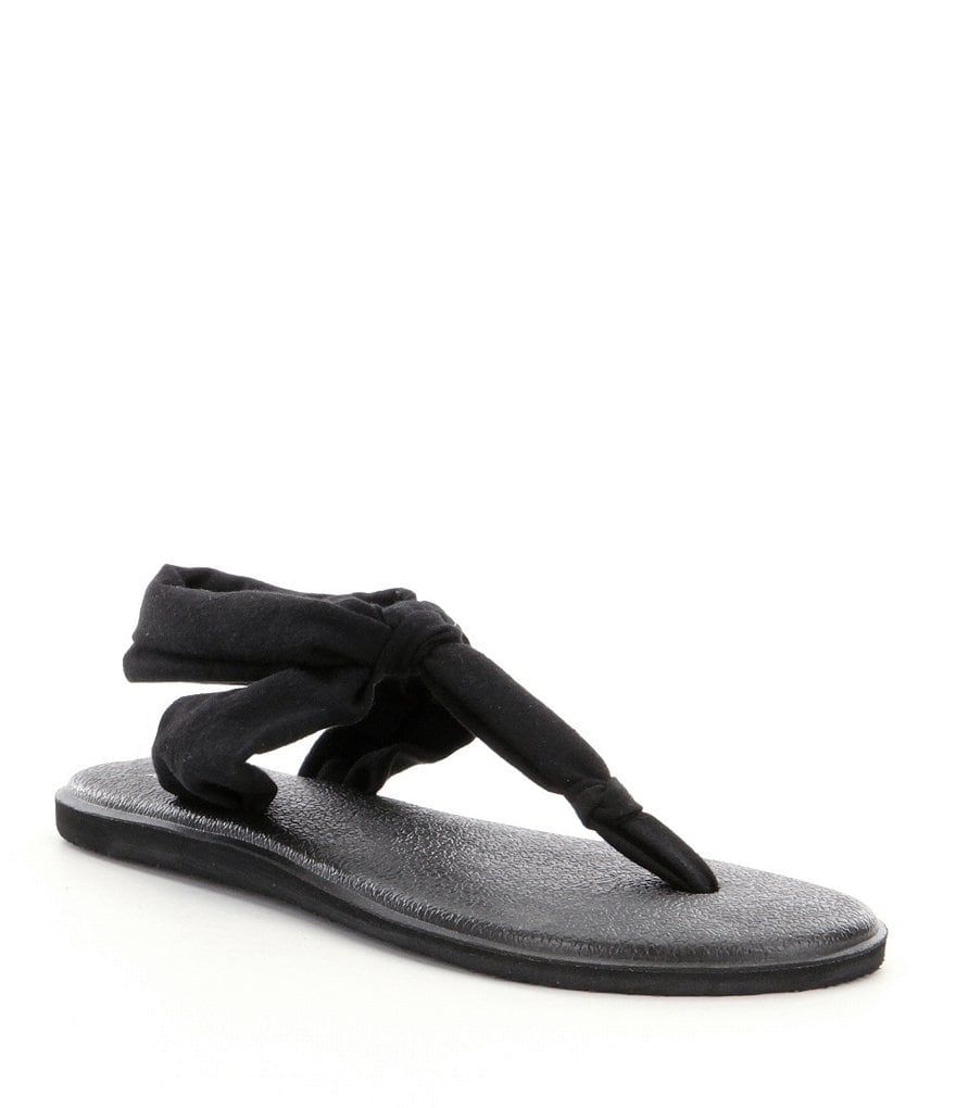 Sanuk Womens Yoga Sling Ella Sandals