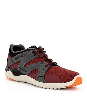 Merrell Men´s 1Six8 Mesh & Leather Lace Up Lifestyle Sneakers