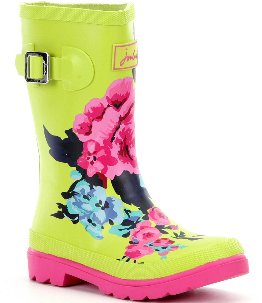 Joules Girl´s Welly Waterproof Boots