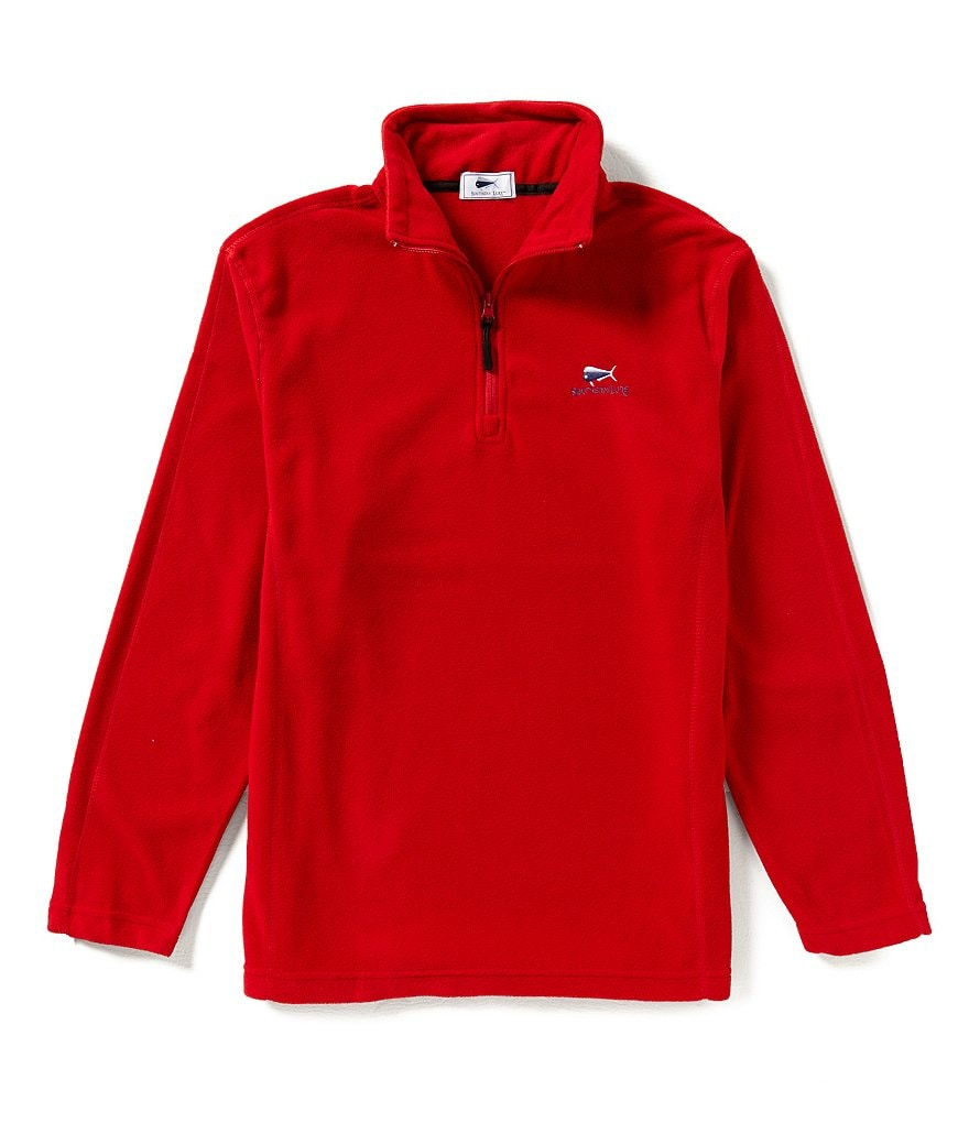 Southern Lure Fleece Quarter Zip Pullover