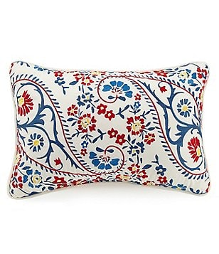 Jessica Simpson Gemma Floral Breakfast Pillow