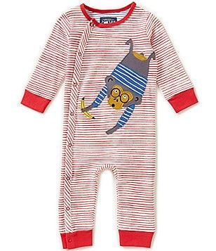Joules Baby Boys Newborn-18 Months Baby Fife Long Sleeve Coverall
