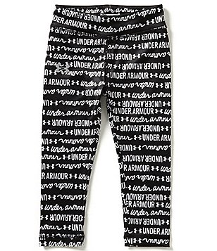 Under Armour Little Girls 2T-6X Scripto Leggings