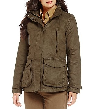 Beretta Waterproof Insulated Hidden Zip Forest Jacket