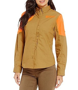 Beretta American Upland Frontload Button-Front Shirt