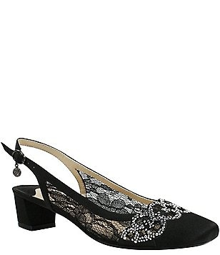 J. Renee Faleece Sling Pumps