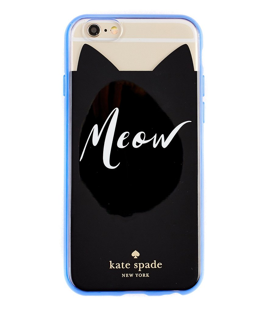 kate spade new york Meow iPhone 6/6s Case