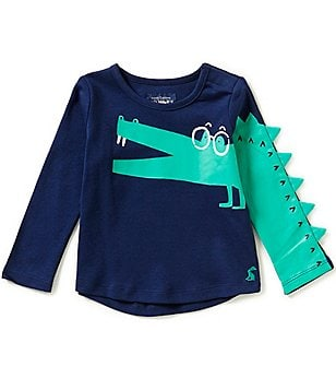 Joules Baby/Little Boys 12 Months-3T Animate Jersey Top