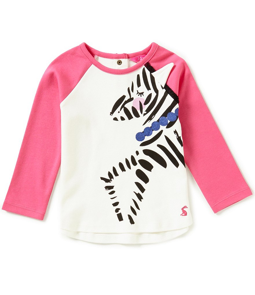 Joules Baby/Little Girls 12 Months-3T Animate Jersey Top