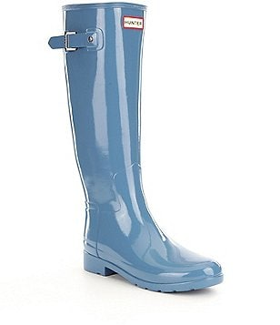 coach rain boots outlet xm56  Hunter Original Refined Gloss Rain Boots