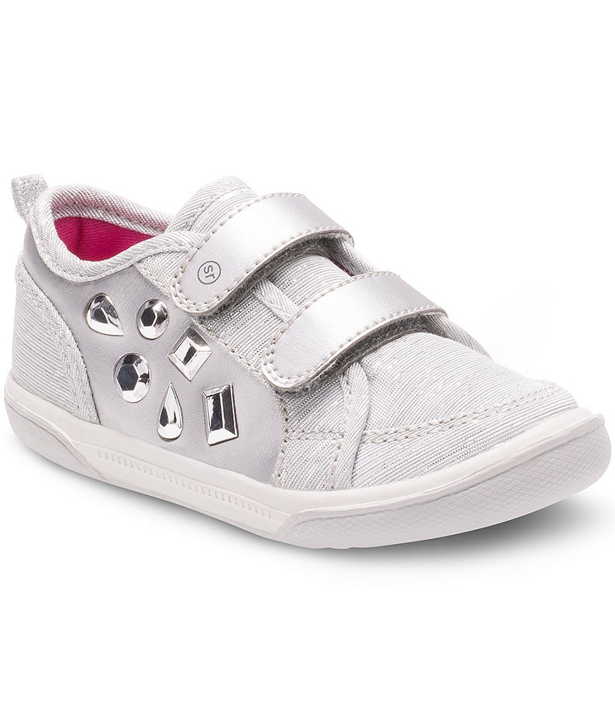 Stride Rite Girls´ Ursa Jeweled Sneakers