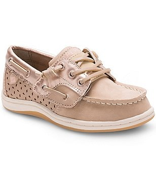 Sperry Girls´ Songfish Jr. Boat Shoes