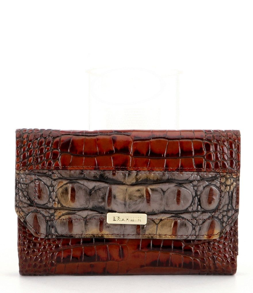 Brahmin Durham Collection Helena Colorblock Small Wallet