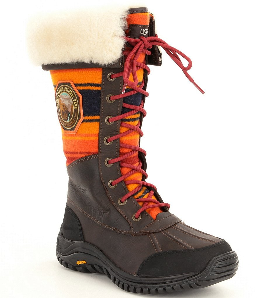UGG® Adirondack Cold-Weather Tall National Parks Grand Canyon Boots