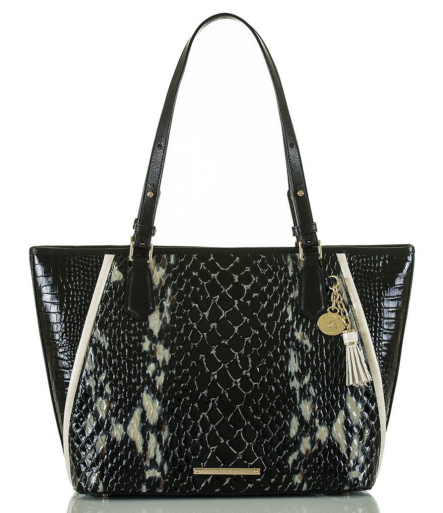 Brahmin Carlisle Collection Medium Asher Tote