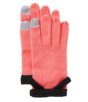 kate spade new york Bow Gloves