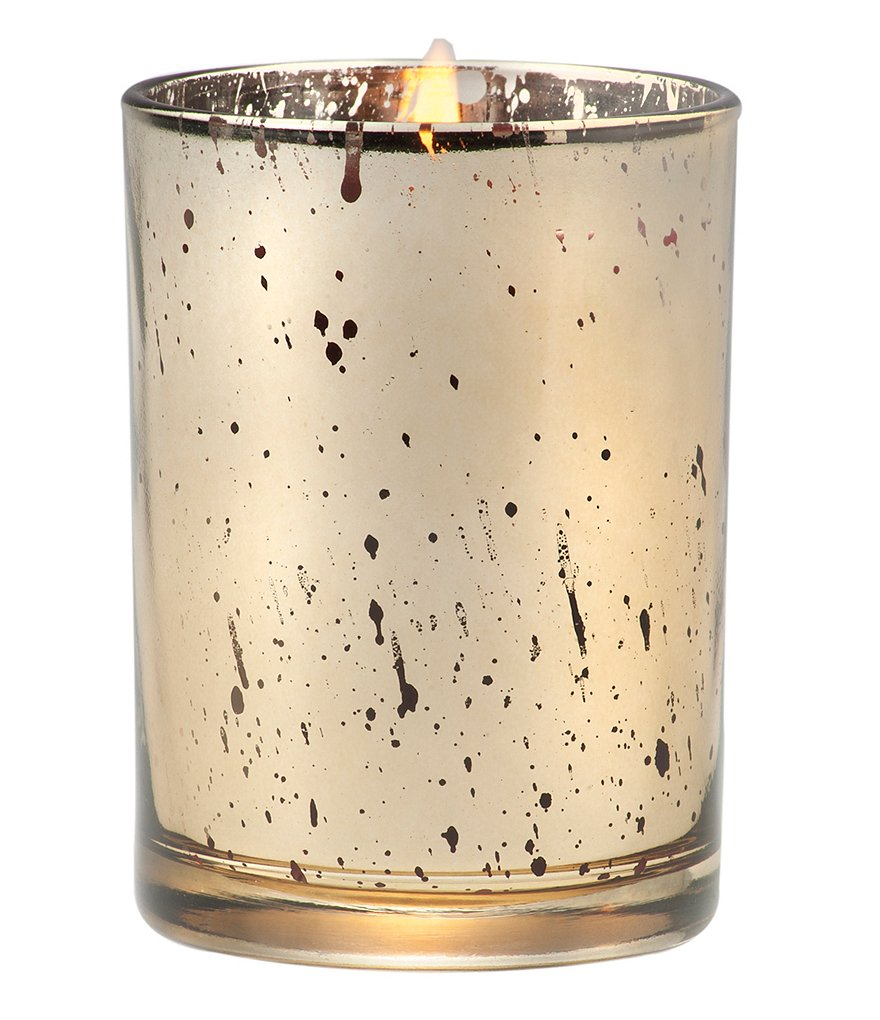 Aromatique The Smell of Christmas Metallic Votive Candle