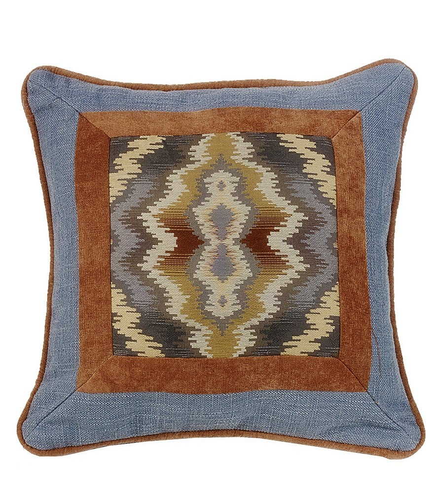 HiEnd Accents Lexington Framed Pillow