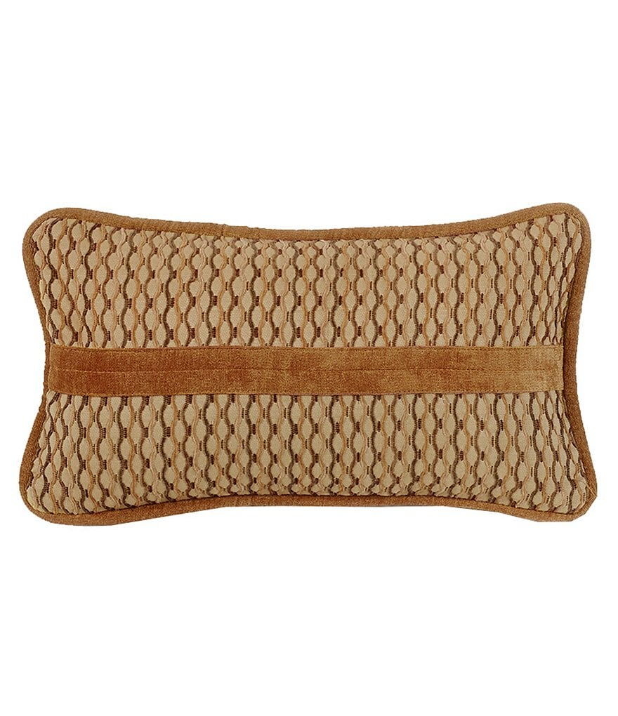 HiEnd Accents Lexington Geometric Oblong Pillow
