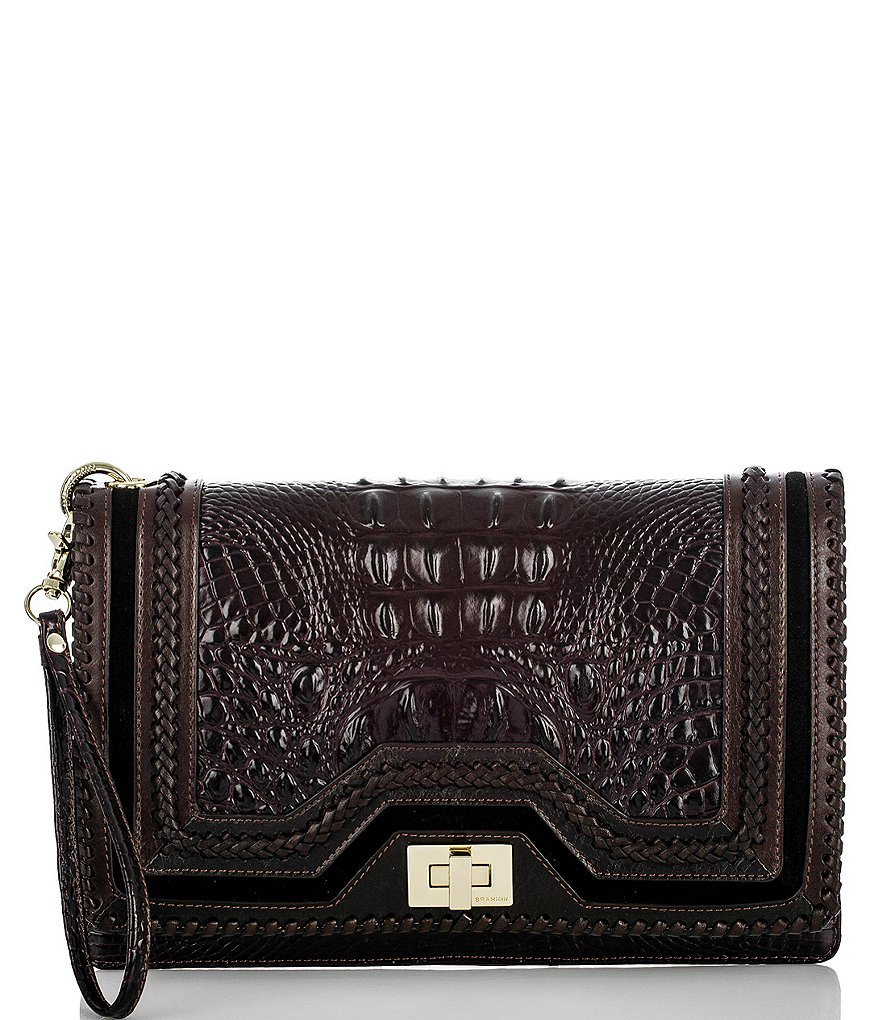 Brahmin Rockdale Collection Lily Pouch