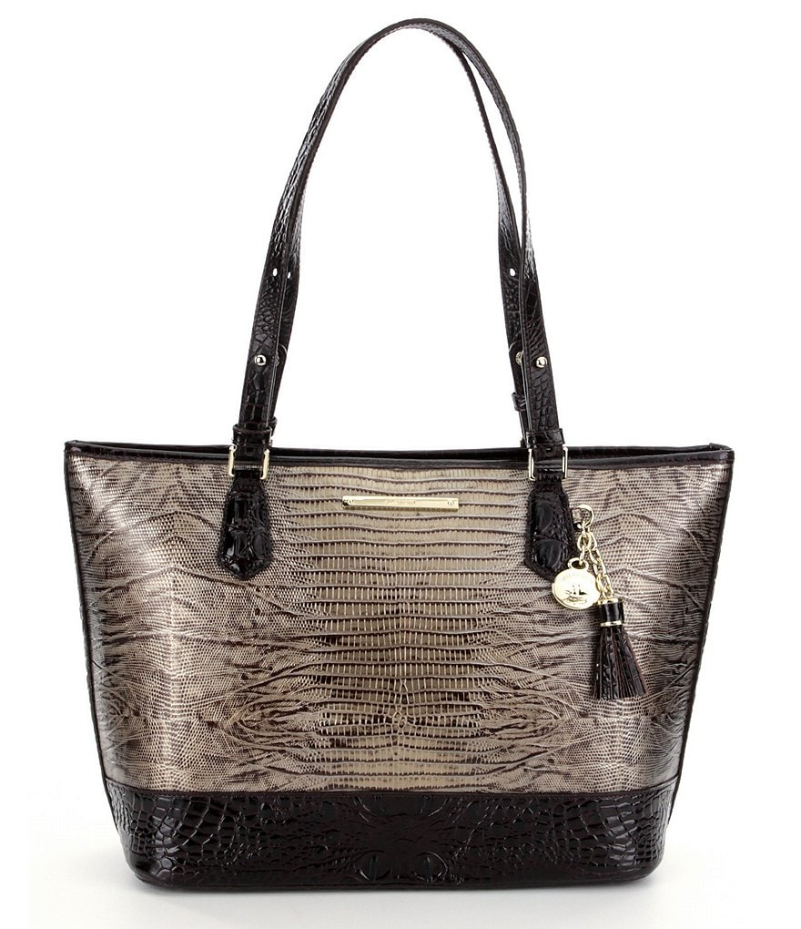 Brahmin Pennfield Collection Medium Asher Tote