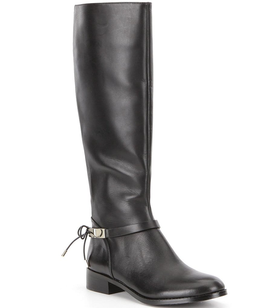 Antonio Melani Eldynss Narrow Calf Riding Boots