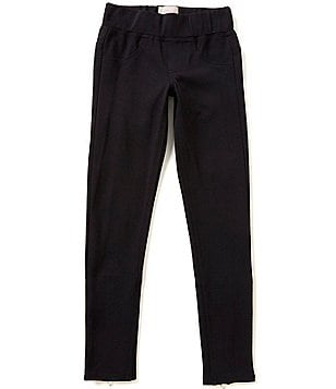 GB Girls Big Girls 7-16 Pull-On Ponte Leggings